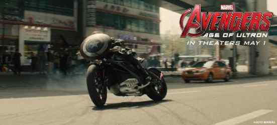 LiveWire to Appear in Marvel's Avengers: Age of Ultron