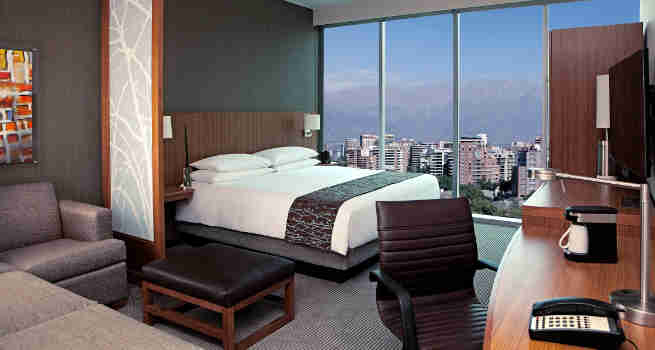 Hyatt Place Santiago Vitacura Opens in Chile