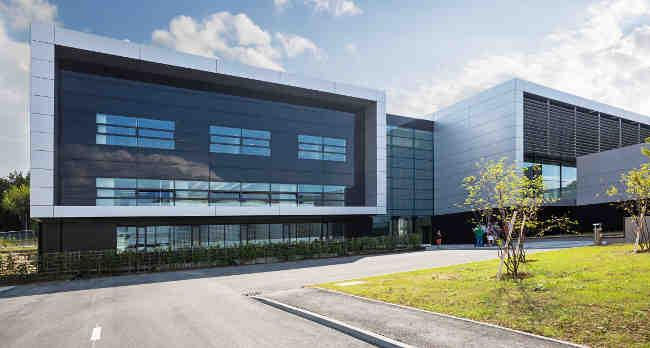 Porsche Weissach R&D Center