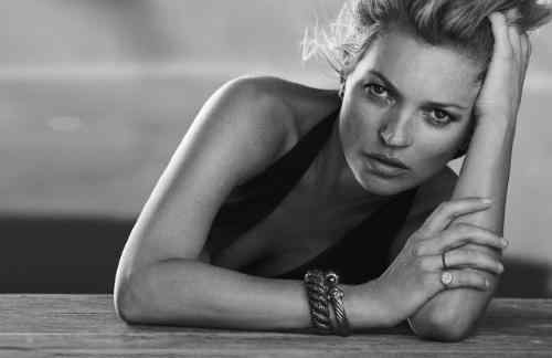 David Yurman Debuts Enduring Style with Kate Moss