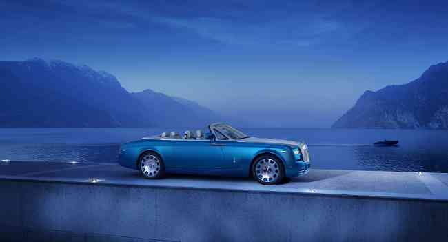 Rolls-Royce to Develop New Car Model