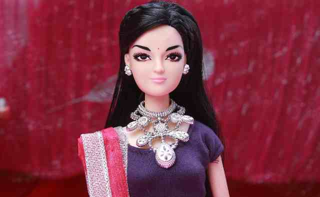 Kiyaa Fashion Doll