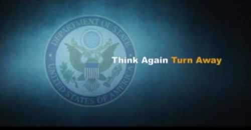 Think Again. Turn Away