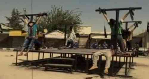 Islamic Terror State ISIS Video
