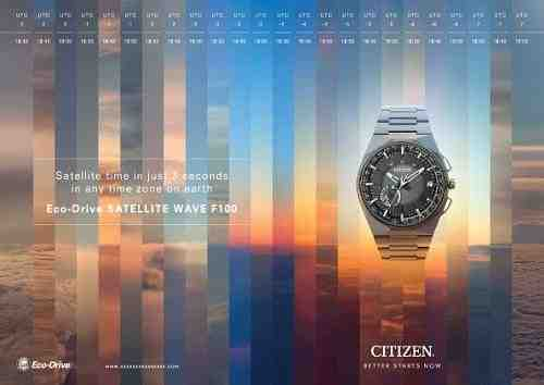 Citizen's First Global Brand Campaign: Chasing Horizons