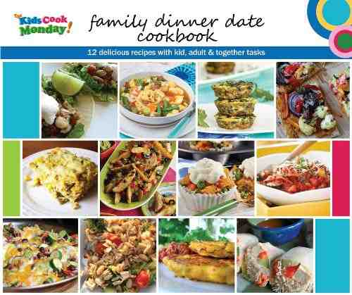 Free E-Cookbook Brings Kid-Friendly Recipes