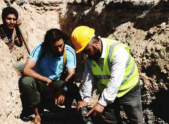 Restoring Electricity in the City of Ar-Raqqah