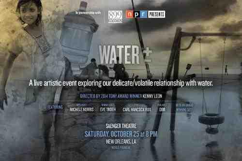 NPR Presents Water