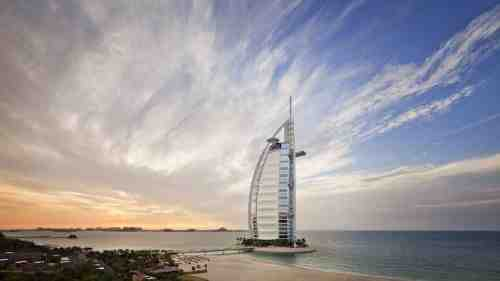 Burj Al Arab Jumeirah Unveils The Dream