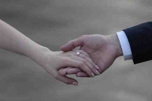 Hold My Hand Forever