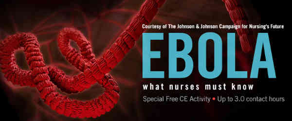Ebola: What Nurses Need to Know