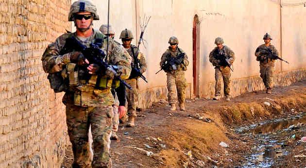 U.S. Forces