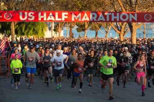 US Half Marathon