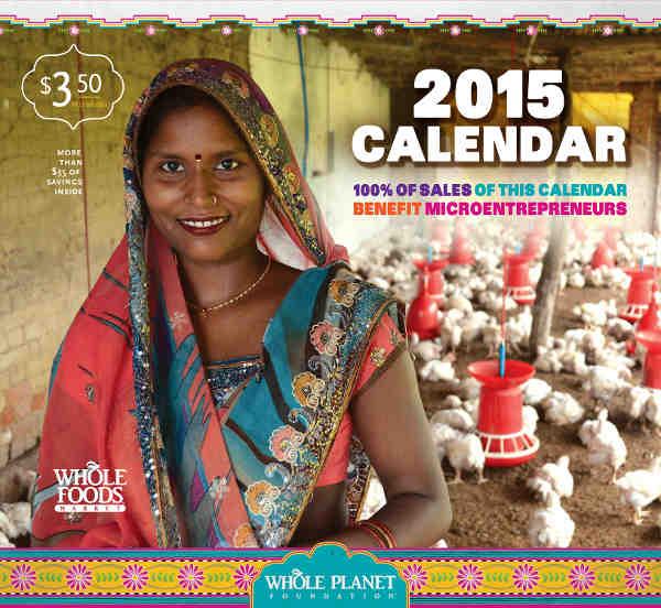 Whole Foods Calendar