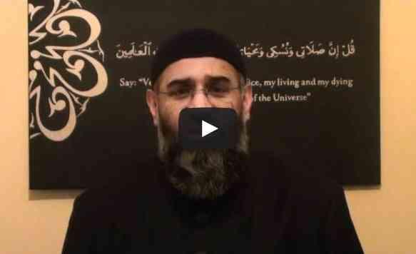 Anjem Choudary Invites Christians to Embrace Islam