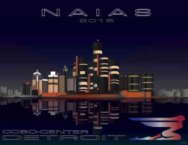 NAIAS 2015 Poster Contest