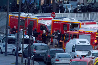 Charlie Hebdo Terror Attacks