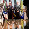 """U.S. Army Gen. Martin E. Dempsey, left, chairman of the Joint Chiefs of Staff, and Lt. Gen. Benjamin """"Benny"""" Gantz, chief of the Israeli defense staff, talk to reporters at the Pentagon, Jan. 8, 2015. DoD photo by U.S. Army Staff Sgt. Sean K. Harp"""