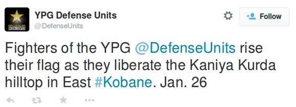 YPG on Twitter