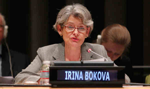 UNESCO Director-General Irina Bokova. UN Photo / Devra Berkowitz