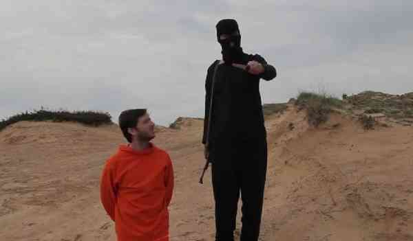 ISIS Beheading Video!