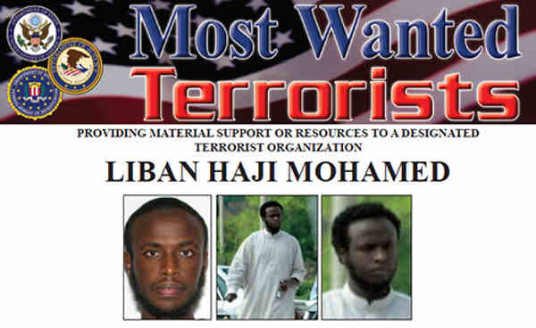 FBI's New Most Wanted Terrorist: Liban Haji Mohamed