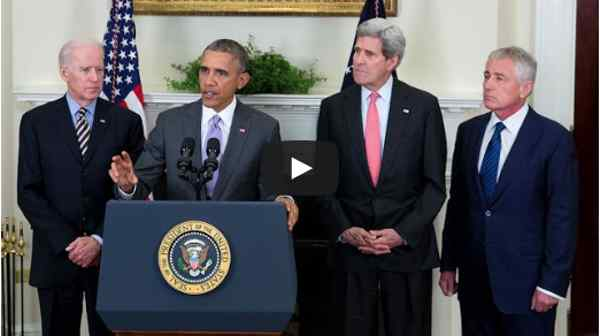 President Obama Plans to Use AUMF Against ISIS