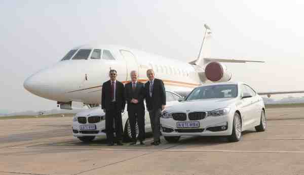 BMW: Luxury Mobility Partner of Delhi Airport