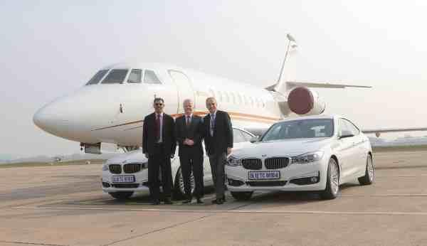 BMW: Luxury Mobility Partner of Delhi Airport