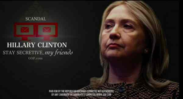 Republican Committee Releases New Hillary Clinton Video