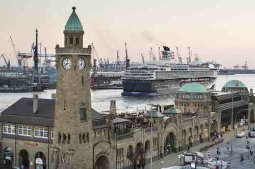 Hamburg: Germany's Nominee for 2024 Olympic Games