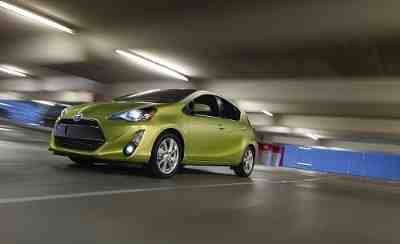 Toyota Showcases Hybrid Portfolio at Atlanta Auto Show