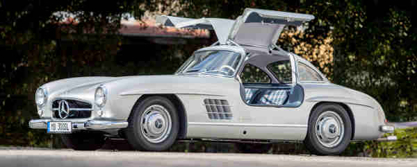 Mercedes-Benz Type 300 SL