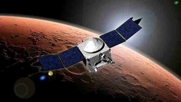 More Water on Mars than Earth's Arctic Ocean: NASA