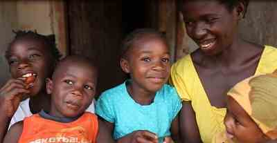 Every 60 Seconds, a Child Dies from Malaria