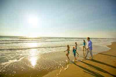 Best U.S. Beaches for Families in 2015