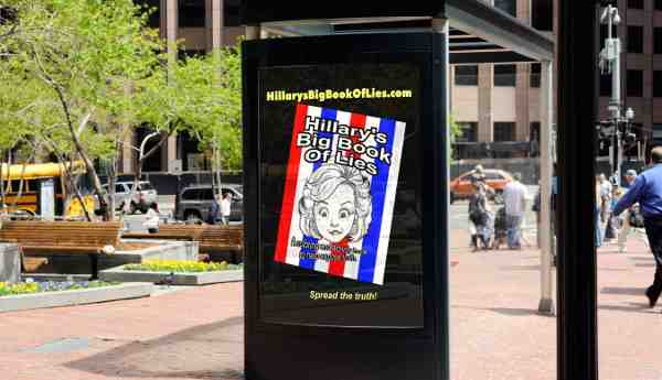 Hillary's Big Book of Lies