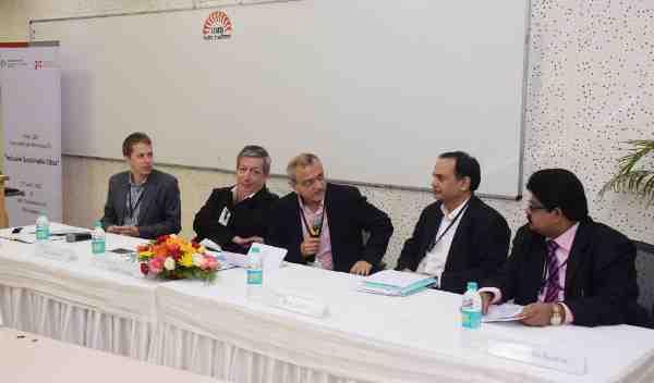 IIM Bangalore conference