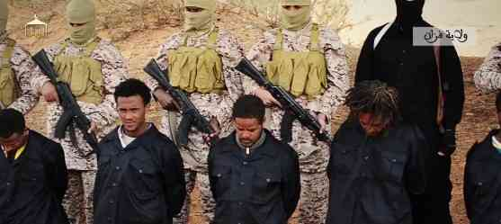 Ethiopian Christians Beheaded by ISIS