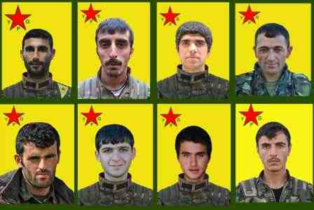 YPG Martyrs