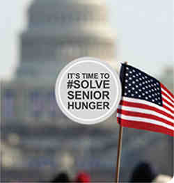 Feeding America Helps Solve Senior Hunger