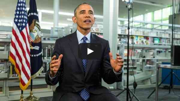 President Obama Expands Access to Education