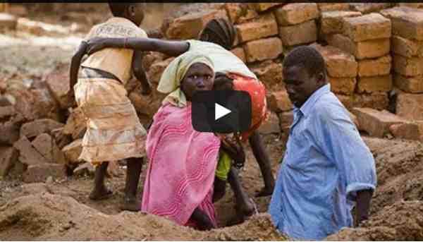 Bomb Attacks Killing Children in Sudan