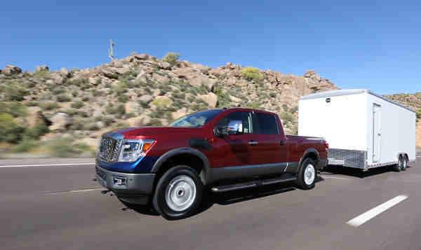 Nissan Titan Truckumentary: Diesel Goodness
