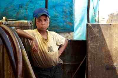 Syrian Crisis Causing Child Labor