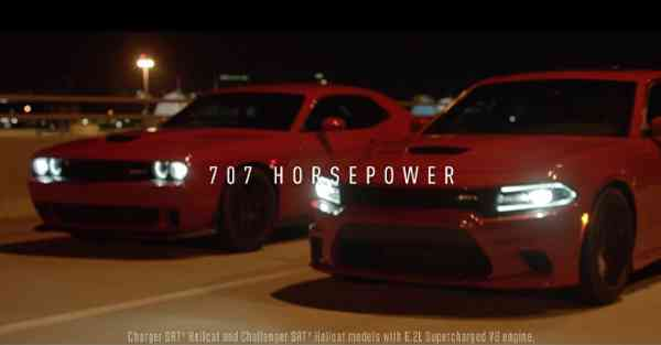 Dodge Predators to Make Big Screen Debut