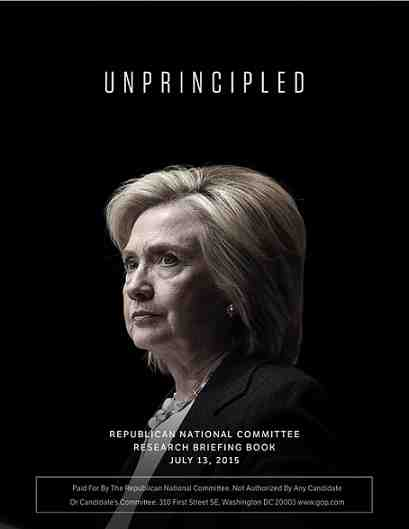 "RNC Releases Netroots Nation Briefing Book: ""Unprincipled"""