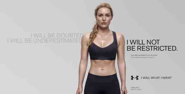 Lindsey Vonn: I Will What I Want