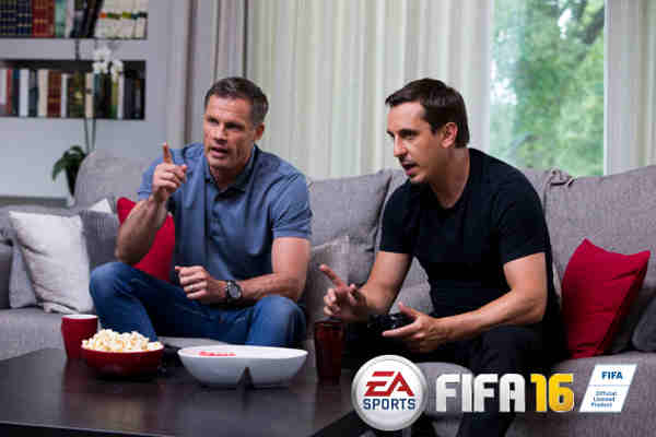 EA Sports Unveils a New Way to Play FIFA 16