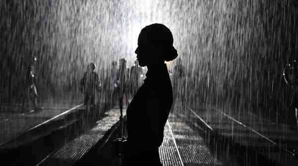 Rainroom at Yuz Museum Shanghai 2015